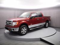 LOW MILES SERIES XLT  *RUNNING BOARDS*, *BLUETOOTH*,