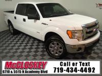 Impeccable Ford F-150 XLT offering EcoBoost 3.5L V6,