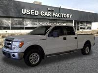 Options:  2013 Ford F-150 Xlt|4X4 Xlt 4Dr Supercrew