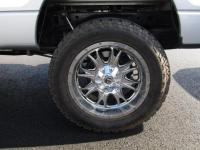 4WD/AWD/4X4, 4WD, 18 Chrome-Clad Aluminum Wheels, 5