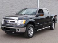 Ford Certified, 4WD, ABS brakes, Compass, Electronic