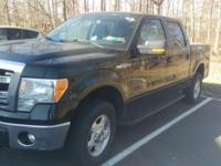 BARGAIN PRICED F150, FULL SIZED FOUR DOOR XLT, 4X4,