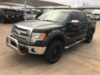 We are excited to offer this 2013 Ford F-150. How to