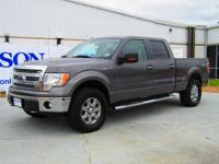 This 2013 Ford F-150 XLT is proudly offered by Hixson