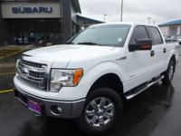 Options:  2013 Ford F-150 Xlt|Gvwr: 7|350 Lbs Payload