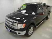 2013 FORD F150. SUPERCREW. XLT PACKAGE. LOADED. CHROME