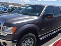 F-150 Truck XLT  Options:  Four Wheel Drive|Tow