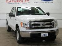 CARFAX One-Owner. Clean CARFAX. Oxford White 2013 Ford