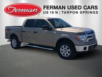 CARFAX One-Owner. Clean CARFAX. Pale Adobe Metallic