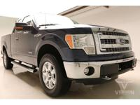 This 2013 Ford F-150 XLT Extended Cab 4x4 is offered by
