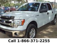 2013 Ford F-150 XLT Features: AM/FM radio - CD player -