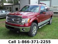 2013 Ford F-150 XLT Features: Back-up Cam - Running