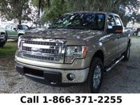 2013 Ford F-150 XLT Features: Back-up Cam - Power