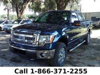 2013 Ford F-150 XLT Features: Back-up Camera - Tow