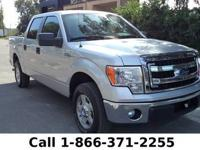 2013 Ford F-150 XLT Features: Warranty - Keyless Entry