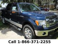 2013 Ford F-150 XLT Features: Compass - Keyless Entry -