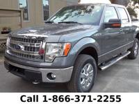 2013 Ford F-150 XLT Features: Flex Fuel - Running