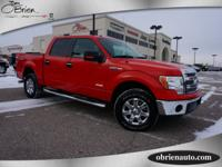 Exterior Color: race red, Body: Supercrew 4X4, Engine: