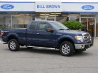 Exterior Color: blue jeans metallic, Body: Extended Cab