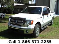 2013 Ford F-150 XLT Features: LCD Cluster Screen -