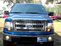 2013 Ford F-150 XLT Features: Keyless Entry - Front pwr