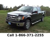 2013 Ford F-150 XLT Features: Keyless Entry - Tinted