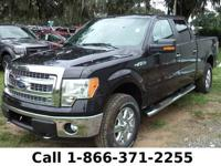 2013 Ford F-150 XLT Features: Tow Hooks - Hitch
