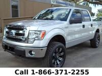 2013 Ford F-150 XLT Features: Warranty - 4x4/Crew Cab -