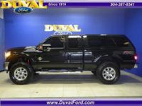 Lariat 4x4 with leather, navigation and all pwr