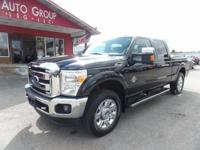 Options:  2013 Ford F-250 Sd Navigation Moonroof Fx4
