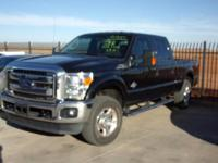 This 2013 Ford Super Duty F-250 SRW XLT is proudly