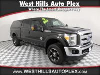 This 2013 Ford Super Duty F-250 SRW Lariat will sell