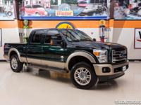 2013 Ford Super Duty F-250 Pickup King Ranch 4X4  Super