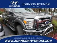 2013 Ford F-250SD Lariat, Back-up camera, and New