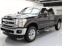This awesome 2013 Ford F-250 4x4 comes loaded with the