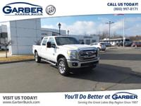 Introducing the 2013 Ford F-250 Lariat! Featuring a