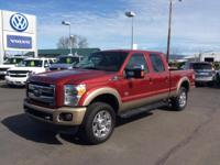 King Ranch trim. Nav System, Heated/Cooled Leather