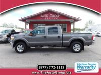 Options:  2013 Ford F-250 Sd Visit Auto Group Leasing