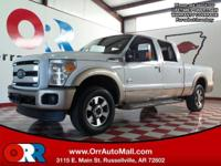 King Ranch trim. PRICED TO MOVE $4,600 below NADA