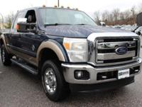 This 2013 Ford Super Duty F-250 SRW 4dr - features a