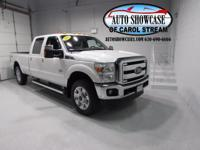 6.7 TURBO DIESEL, 4X4, LONG BED, FX4, LARIAT,