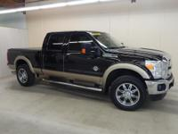 Options:  2013 Ford F-250 Lariat|This Is A 6.7L V8