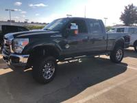 **NAVIGATION**, **LARIAT**, **4X4**, **REMOTE START**,