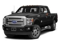 Ford F-250SD 4WDRecent Arrival! Clean CARFAX.Awards:*