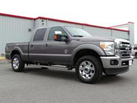 Only 39,490 Miles! This Ford Super Duty F-250 SRW