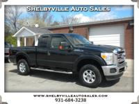 Options:  2013 Ford F-250 Sd Sharp Truck! One Owner!