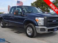You're looking at a 2013 Ford F-250SD XL in Car