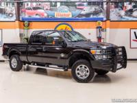 2013 Ford Super Duty F-250 Pickup XLT 4X4  Clean 2013