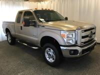 This 2013 Ford Super Duty F-250 SRW XLT was just traded