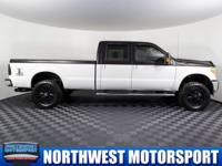 Clean Carfax Two Owner Diesel Lifted 4x4 Truck with